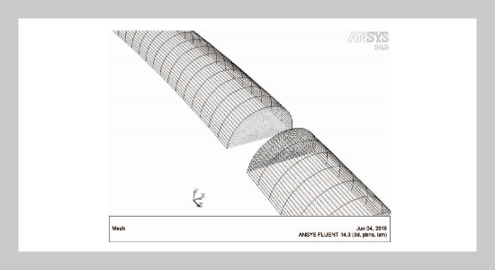 CFD Simulation in Helical Coiled Tubing