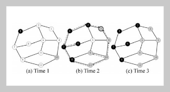 A New Model of Competitive, Synchronous Information Dissemination in Social Networks