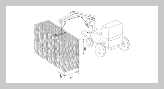 Design and Structural Parameter Optimization of Airborne Horticultural Multi-DOF Manipulator