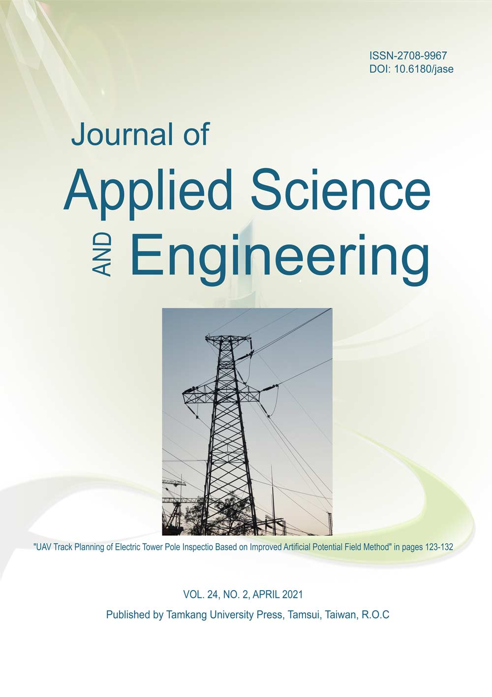Journal of Applied Science and Engineering