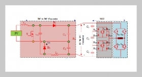 A Non-Isolated High-Gain DC to DC Converter Connected Multi-level Inverter for Photo-Voltaic Energy Sources